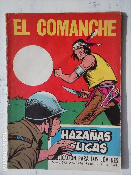 Tebeos: HAZAÑAS BÉLICAS GORILA LOTE 82 NºS - BUEN-MUY BUEN ESTADO, VER PORTADAS, TODAS - Foto 81 - 114517355