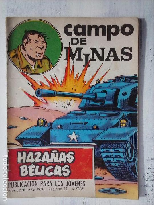 Tebeos: HAZAÑAS BÉLICAS GORILA LOTE 82 NºS - BUEN-MUY BUEN ESTADO, VER PORTADAS, TODAS - Foto 83 - 114517355