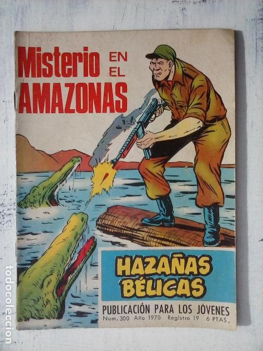 Tebeos: HAZAÑAS BÉLICAS GORILA LOTE 82 NºS - BUEN-MUY BUEN ESTADO, VER PORTADAS, TODAS - Foto 84 - 114517355