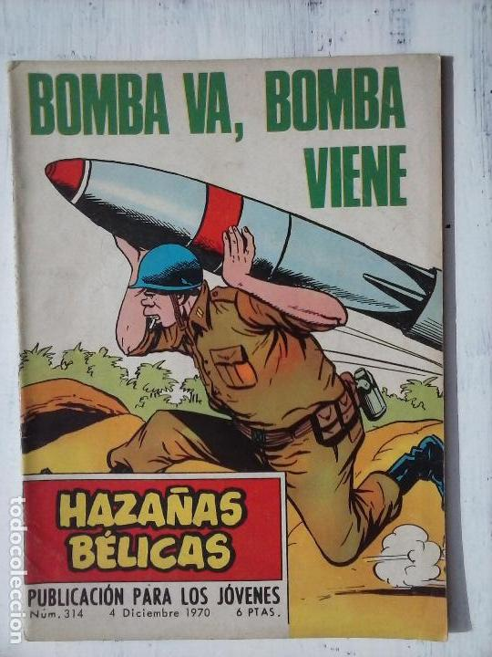 Tebeos: HAZAÑAS BÉLICAS GORILA LOTE 82 NºS - BUEN-MUY BUEN ESTADO, VER PORTADAS, TODAS - Foto 87 - 114517355