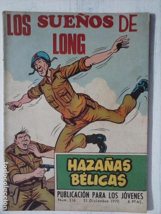 Tebeos: HAZAÑAS BÉLICAS GORILA LOTE 82 NºS - BUEN-MUY BUEN ESTADO, VER PORTADAS, TODAS - Foto 89 - 114517355