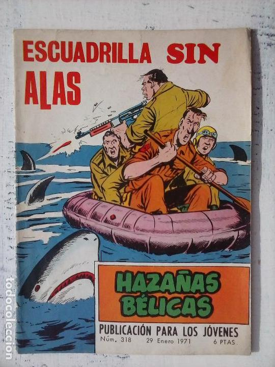 Tebeos: HAZAÑAS BÉLICAS GORILA LOTE 82 NºS - BUEN-MUY BUEN ESTADO, VER PORTADAS, TODAS - Foto 91 - 114517355