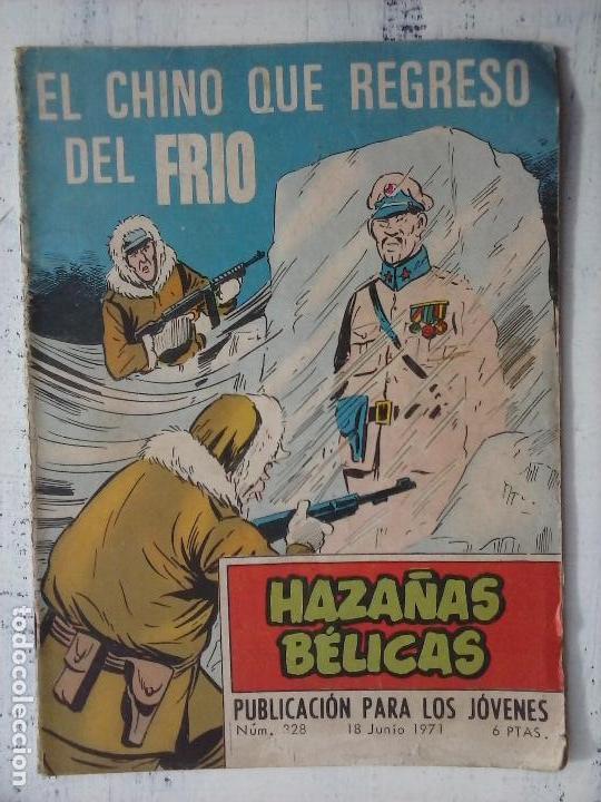 Tebeos: HAZAÑAS BÉLICAS GORILA LOTE 82 NºS - BUEN-MUY BUEN ESTADO, VER PORTADAS, TODAS - Foto 94 - 114517355