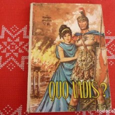 Tebeos: COMIC-QUO VADIS?. Lote 114887183