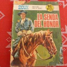 Tebeos: COMIC-LA SENDA DEL HONOR.. Lote 114887971