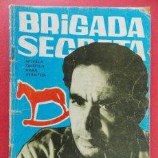 Tebeos: NOVELA GRAFICA - BRIGADA SECRETA Nº 61 - AÑO 1964 - EDICIONES TORAY... R-8615. Lote 115051827