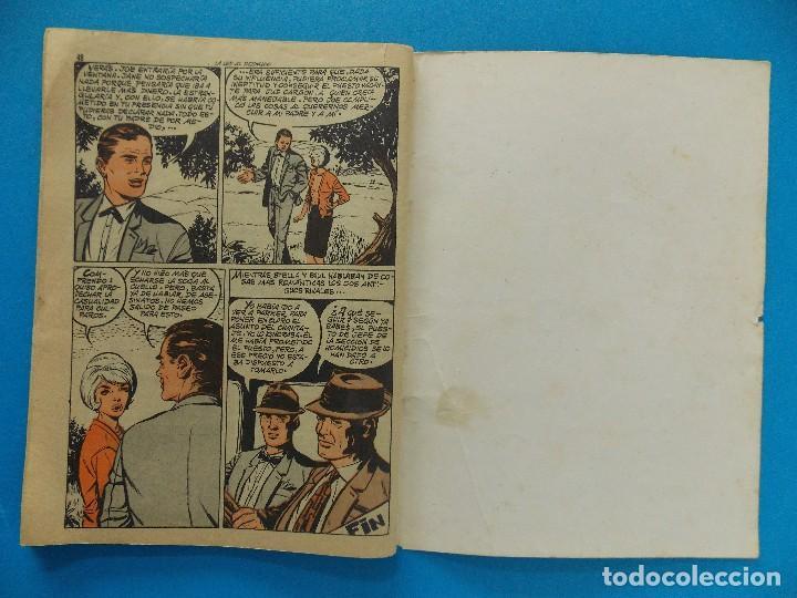 Tebeos: NOVELA GRAFICA - BRIGADA SECRETA Nº 87 - AÑO 1965 - EDICIONES TORAY... R-8616 - Foto 5 - 115053779