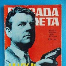 Tebeos: NOVELA GRAFICA - BRIGADA SECRETA Nº 87 - AÑO 1965 - EDICIONES TORAY... R-8616. Lote 115053779