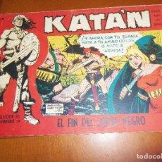 Tebeos: KATAN--Nº 16-ORIGINAL--. Lote 115061051