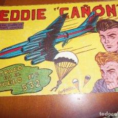 Tebeos: EDDIE CAÑON--N- 5-ORIGINAL. Lote 115063571