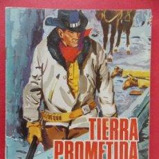 Tebeos: TEBEO, COMIC - SIOUX Nº 101 - 1968 - TIERRA PROMETIDA - EDICIONES TORAY... R-8628. Lote 115076527