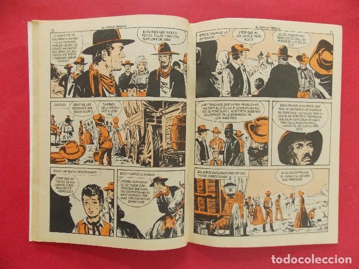 Tebeos: TEBEO, COMIC - SIOUX Nº 102 - 1968 - EL HARAGAN - EDICIONES TORAY... R-8629 - Foto 4 - 115076715
