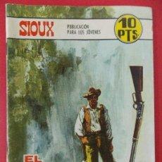 Tebeos: TEBEO, COMIC - SIOUX Nº 102 - 1968 - EL HARAGAN - EDICIONES TORAY... R-8629. Lote 115076715