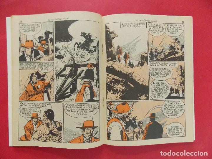 Tebeos: TEBEO, COMIC - SIOUX Nº 121 - 1968 - EL AUTENTICO VALOR - EDICIONES TORAY... R-8630 - Foto 4 - 115076931