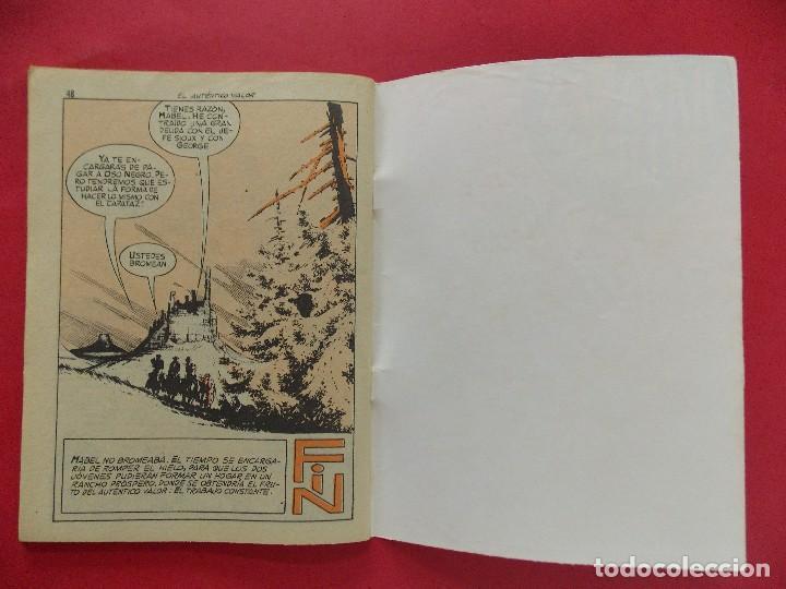 Tebeos: TEBEO, COMIC - SIOUX Nº 121 - 1968 - EL AUTENTICO VALOR - EDICIONES TORAY... R-8630 - Foto 5 - 115076931