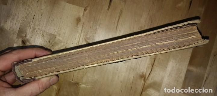 Tebeos: Hazañas Bélicas 25 numeros encuadernados del 76 al 100 mas almanaque 1954 que esta delante - Foto 3 - 115144015