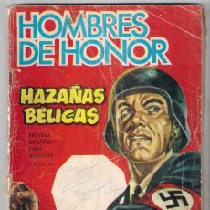 Tebeos: HAZAÑAS BELICAS. NOVELA GRÁFICA Nº 110. Lote 115219667