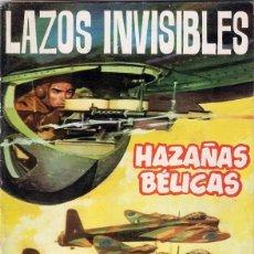 Tebeos: HAZAÑAS BELICAS. NOVELA GRÁFICA Nº 89. Lote 115220111