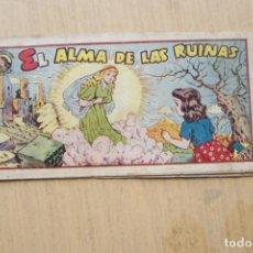Tebeos: TORAY,- AZUCENA BOLSILLO Nº EL ALMA DE LAS RUINAS. Lote 115322395