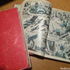 Tebeos: HAZAÑAS BÉLICAS 14 COMICS ENCUADERNADOS EN TAPA DURA EDICIONES TORAY AÑOS 60. Lote 115407955