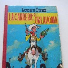 Tebeos: LUCKY LUKE: LA CARRERA DE OKLAHOMA - EDICIONES TORAY 1969 E6. Lote 115478923