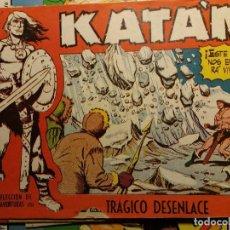 Tebeos: KATAN, Nº234, ORIGINAL. Lote 115937159
