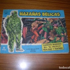 Tebeos: HAZAÑAS BELICAS Nº 37 EDITA TORAY . Lote 116120383