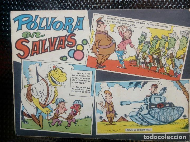 Tebeos: ALMANAQUE 1962 HAZAÑAS BELICAS , EDT. TORAY - ORIGINAL (M-1) - Foto 2 - 116270835