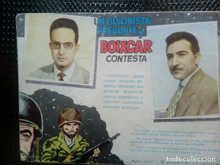 Tebeos: ALMANAQUE 1960 HAZAÑAS BELICAS , EDT. TORAY - ORIGINAL (M-1) - Foto 2 - 116273527