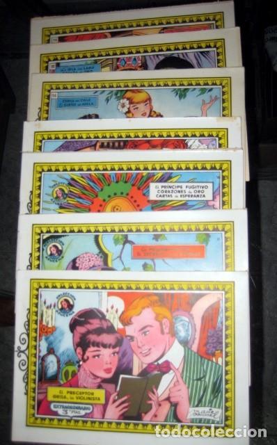 COLECCION AZUCENA - 7 NÚMEROS EXTRAORDINARIOS - 14 AL 20 (Tebeos y Comics - Toray - Azucena)