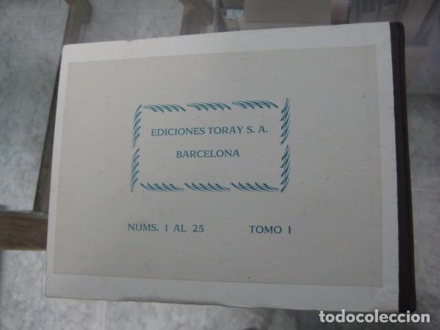 Tebeos: CUENTOS AZUCENA - TOMO I - 25 NUMEROS - TORAY 1 al 25 - Foto 2 - 117006083