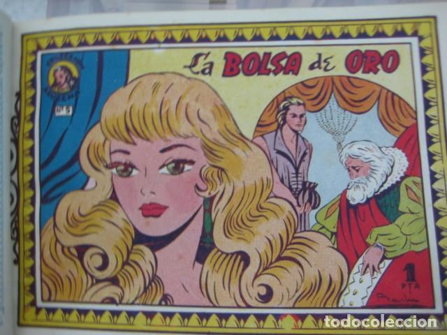 Tebeos: CUENTOS AZUCENA - TOMO I - 25 NUMEROS - TORAY 1 al 25 - Foto 7 - 117006083