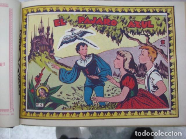 Tebeos: CUENTOS AZUCENA - TOMO I - 25 NUMEROS - TORAY 1 al 25 - Foto 8 - 117006083