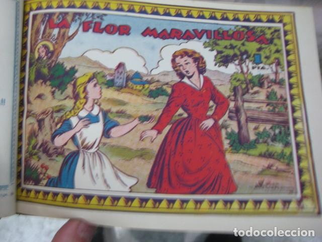 Tebeos: CUENTOS AZUCENA - TOMO I - 25 NUMEROS - TORAY 1 al 25 - Foto 9 - 117006083