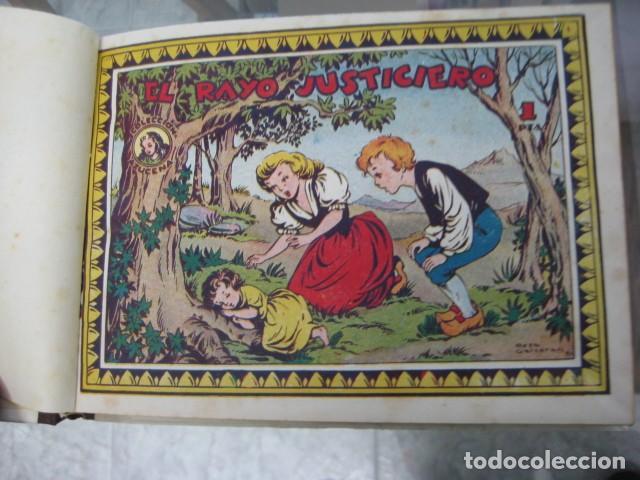 Tebeos: CUENTOS AZUCENA - TOMO I - 25 NUMEROS - TORAY 1 al 25 - Foto 11 - 117006083