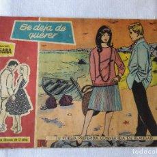Tebeos: COLECCION SUSANA Nº 129 * SE DEJA DE QUERER * TORAY. Lote 117315139