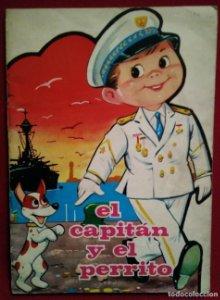 TORAY MIS CUENTOS Nº13 El capitán y el perrito, El paraguas y La china perezosa 1969