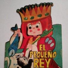 Tebeos: EL PEQUEÑO REY - TORAY COLECCIÓN CUENTOS ALICIA Nº6 - TROQUELADO - CUENTOS. Lote 117823067