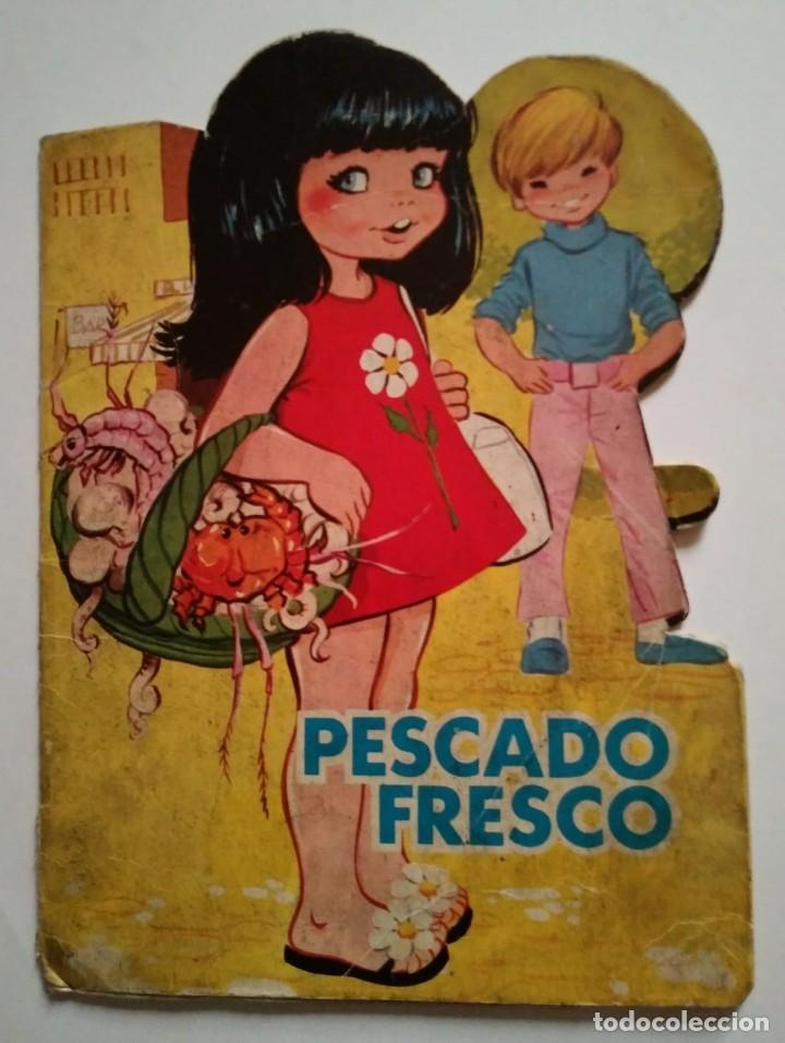 PESCADO FRESCO - TORAY - AYNE - CUENTOS TROQUELADOS (Tebeos y Comics - Toray - Otros)