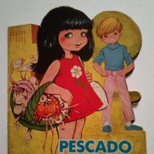 PESCADO FRESCO - TORAY - AYNE - CUENTOS TROQUELADOS