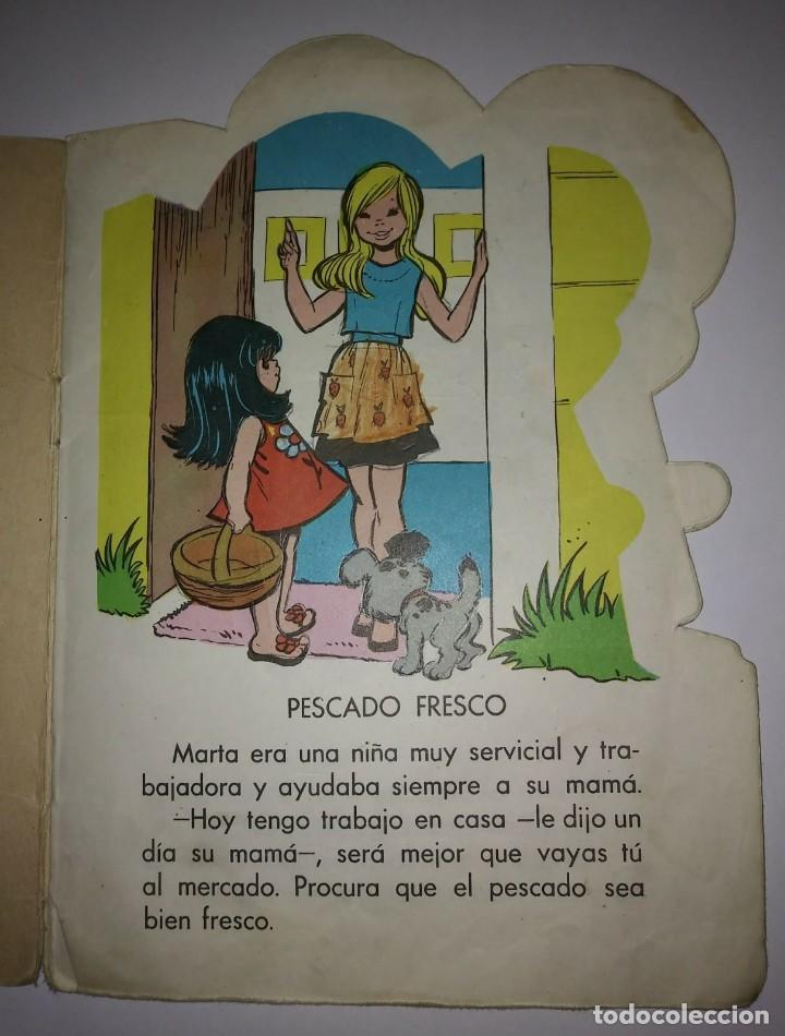 Tebeos: PESCADO FRESCO - TORAY - AYNE - CUENTOS TROQUELADOS - Foto 3 - 117823971