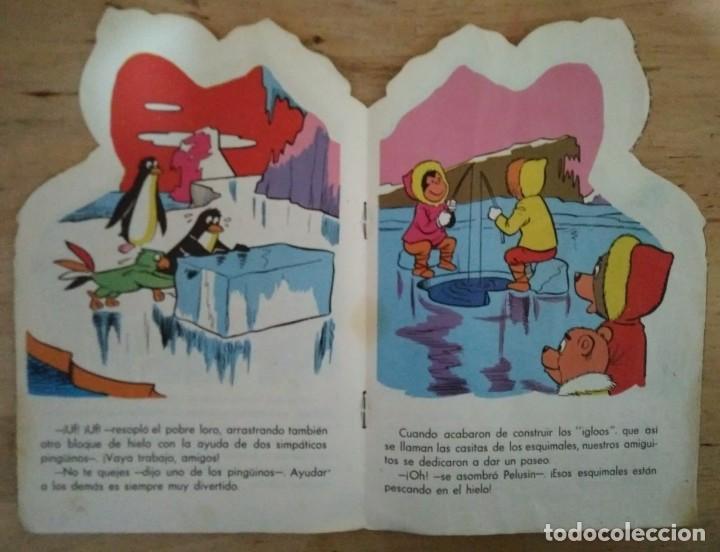 Tebeos: LOS ESQUIMALES - PELUSO Y PELUSIN - TORAY Nº24 - CUENTOS TROQUELADOS - Foto 3 - 117824555