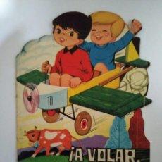 Tebeos: A VOLAR AMIGOS - DIBUJOS DE AINÉ- TORAY - CUENTOS TROQUELADOS. Lote 117826811