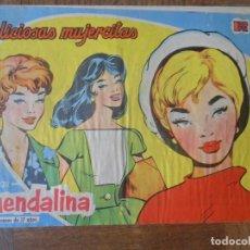 Tebeos: GUENDALINA Nº 18 - TORAY . Lote 118267495