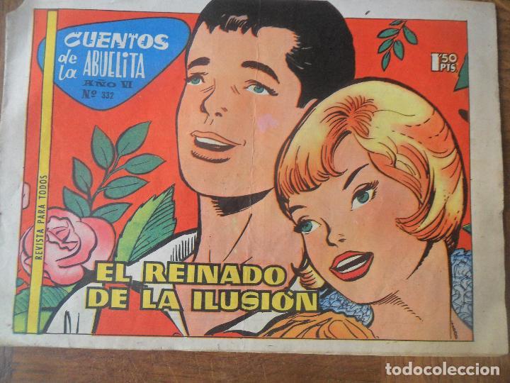 CUENTOS DE LA ABUELITA Nº 332 - TORAY (Tebeos y Comics - Toray - Cuentos de la Abuelita)