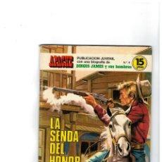 Tebeos: APACHE Nº 8 -EDICIONES ANCEO-TORAY 1974. MUY BUENO.. Lote 118299619
