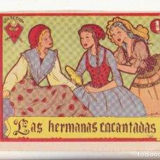 Tebeos: COLECCION MARGARITA LAS HERMANAS ENCANTADAS TORAY. Lote 118612083