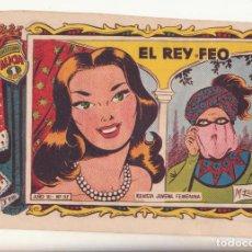 Tebeos: ALICIA EL REY FEO TORAY. Lote 139948969