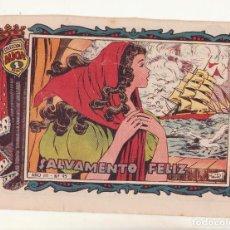 Tebeos: ALICIA SALVAMENTO FELIZ TORAY. Lote 118612719