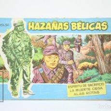 Tebeos: ANTIGUO CÓMIC - HAZAÑAS BÉLICAS Nº 50 / ESPIRITU DE SACRIFICIO.... - EDIT TORAY - AÑO 1959. Lote 118804510